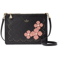 beautifulplace - on purpose floral leather crossbody - Clutch bags -