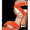 Doozer  - orange heels - Sneakers -
