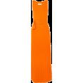 beleev  - orange dress - Dresses -