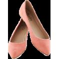 beleev  - peach flats - Flats -