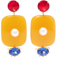 JecaKNS - pearl clip earrings - Earrings -