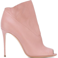 Doozer  - pink ankle boots - Boots -