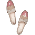 HalfMoonRun - pink loafers - Mocassini -