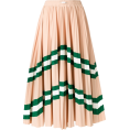 JecaKNS - pleated midi skirt - Skirts -