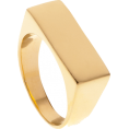 LadyDelish - Prsten Rings Gold - Rings -