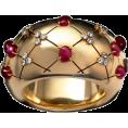 svijetlana - Prsten Rings Gold - Rings -