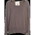 sanja blažević - Pullovers Gray - Pullovers -