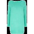 Viva - Pulover Pullovers Green - Pullovers -