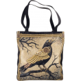 sandra  - pyramid collection clockwork raven tote - Torby podróżne -