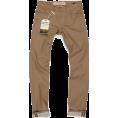 HalfMoonRun - raw denim jeans - Jeans -
