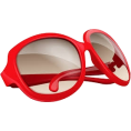 Doozer  - red sunglasses - Sunglasses -
