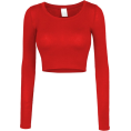 Doozer  - red top - Long sleeves t-shirts -