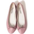 beautifulplace - repetto / Sandrion Smooth Leather Ballet - Flats -