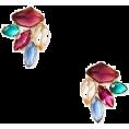beautifulplace - rock it cluster studs - Earrings -