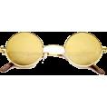 HalfMoonRun - round sunglasses - Óculos de sol -