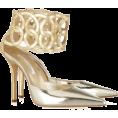 sanja blažević - Sandals Gold - Sandals -