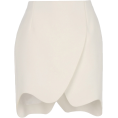 sandra24 - White skirt - Skirts -