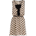 sandra24 - Dress with polka dots - Haljine -