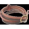 nano universe(ナノユニバース) - nano universe 2Color Bracelet - Bracelets - ¥2,625  ~ $26.71