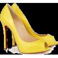 sanja blažević - Shoes Yellow - Shoes -