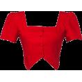 FECLOTHING - short sleeve single-breasted shirt - Shirts - $25.99