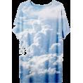 Lieke Otter - Sky Shirt - T-shirts -