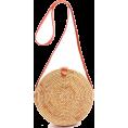 HalfMoonRun - straw bag - Torbice -