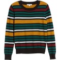 octobermaze  - striped sweater - Pullovers -