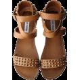 Lieke Otter - studded sandals - Sandale -
