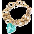 JOURNAL STD(ジャーナルスタンダード) - LULU FROST メタルゴールド×ラインストーン - Bracelets - ¥8,400  ~ $85.46