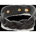 JOURNAL STD(ジャーナルスタンダード) - レザーウーブンブレス - Bracelets - ¥2,940  ~ $29.91