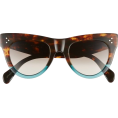 octobermaze  - sunglasses - Sunglasses -