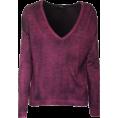 sanja blažević - Pullovers Purple - Pullovers -