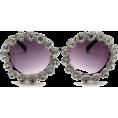 svijetlana - Sylvian Sunglasses Purple - Sunglasses -