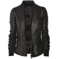 Tamara Z - Leather Jacket - Jacket - coats -