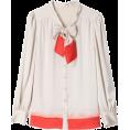 Tamara Z - Prada Helmet Shirt - Long sleeves shirts -