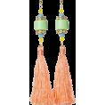 Doozer  - tassel earrings - Earrings -