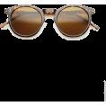 HalfMoonRun - thirties style sunglasses - Sunglasses -