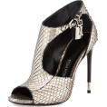 sandra  - tom ford silver heels - Classic shoes & Pumps -
