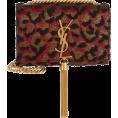 Mirna  - Torba Saint Laurent Leopard - Clutch bags -