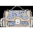 sandra24 - Blue Hand Bag - Torbice -
