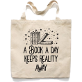 sandra  - tote bag books - Travel bags -
