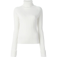 aestheticbtch - Turtleneck Sweater - Srajce - dolge -