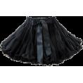 Elena Ekkah - Tutu Skirt Black - Skirts -