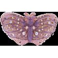 dehti - unique-butterfly-shaped-rhinestone-eveni - Clutch bags -