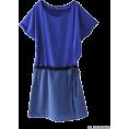 URBAN RESEARCH アーバンリサーチ - UR フレンチ/S切替ワンピース - Dresses - ¥13,650  ~ $138.87