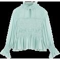 paculi - wconcept - Camisa - longa -