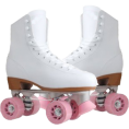 webmaster(s) @trendMe - White Skates Pink Wheels - Other -
