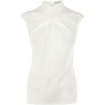 lence59 - white blouse - Camisa - curtas -