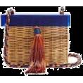 Doozer - wicker bag - ハンドバッグ -